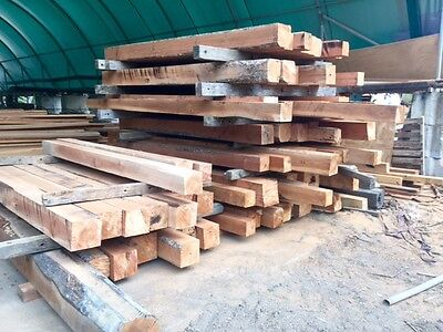 Recycled Timber Aus Hardwood Turpentine Posts - 175 x 175
