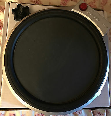 """Yamaha TP100 10"""" 3-Zone Digital Drum Pad, excellent working order"""