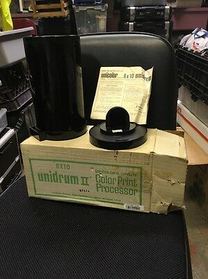 Unicolor Unidrum 8X10 For Color and B&W Print And Film Processing