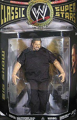 WWE Classic Superstars Series 25 Big Show Action Figure