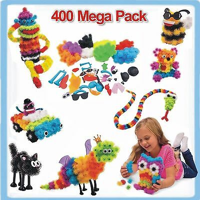 Birthday Gift Bunchems Mega Pack 400 Pieces Toys For Kids & Christmass Festival