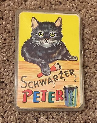Vintage Variety Playing Cards Schwarzer Peter