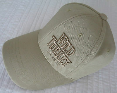 Wild Turkey Cap. Lovely Style. New. Terrific Item Make Great Present For Xmas