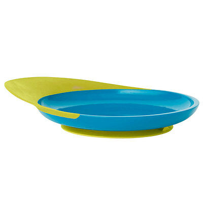 Boon - Catch Plate - Kiwi / Blue
