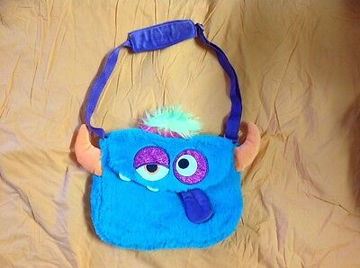 Kids monster bag satchel