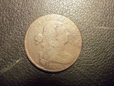 1802 Draped Bust Large Cent - No Reserve