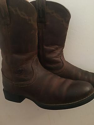 Ariart Ladies Western Boots
