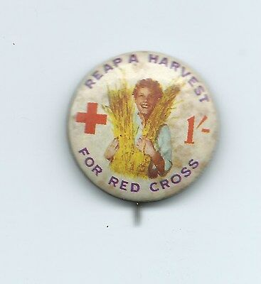 Reap & Harvest for Red Cross badge