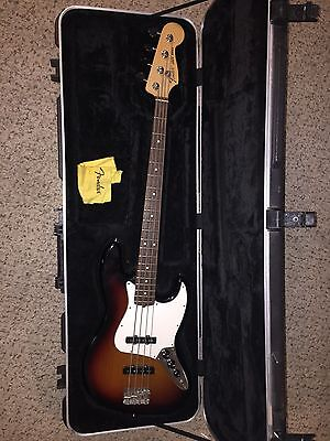 Fender Jazz Bass USA American Special 2010