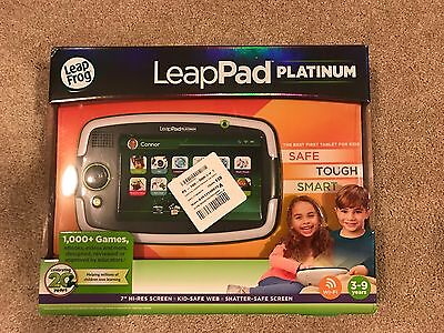 Leap Frog LeapPad Platinum Green - FAST SHIPPING, BRAND NEW!