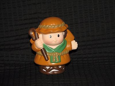 NEW Joseph Fisher Price Christmas Nativity Manger Little People Replacement