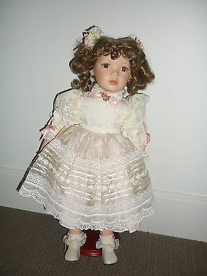 Florence Collection Porcelain Doll