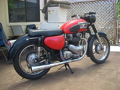 matchless 650 1964 ajs amc relisted due to timewaster