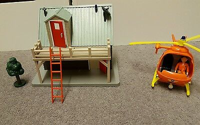 Fireman sam Tom Thomas house and helicopter