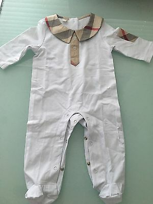 Baby Burberry Overall