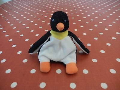 TY Teenie Beanie Babies  - Waddle the Penguin Excellent condition