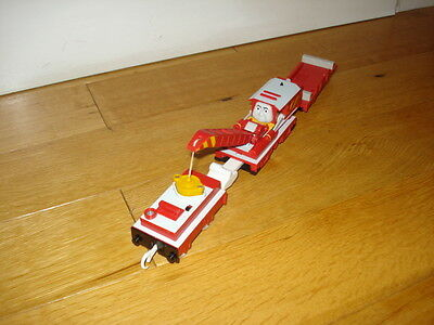 Thomas The Tank Engine + Friends - Tomy Trackmaster Rocky