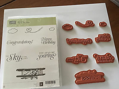 Stampin' Up! Retired Rare Sale-A-Bration Item Sky is the Limit