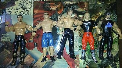 Wwe - Wrestling Lotto - Jakks Pacific 2003