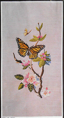 Monarch Butterfly - Penelope kit for embroidery