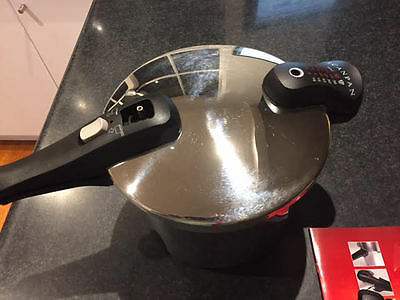 Scanpan Stainless Steel Pressure Cooker