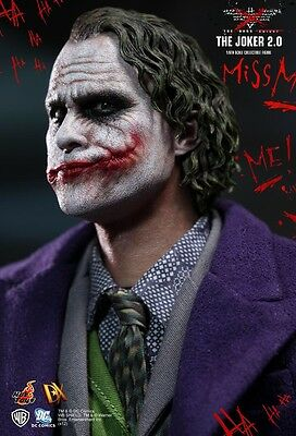 The Joker 2.0, Hot Toys, Sideshow Collectables