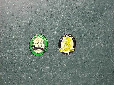 2 Elgoods Brewery  Lapel Badges