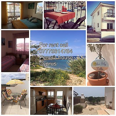 Holiday To Cyprus 2 Bed House In Penera Near Beach With Pool