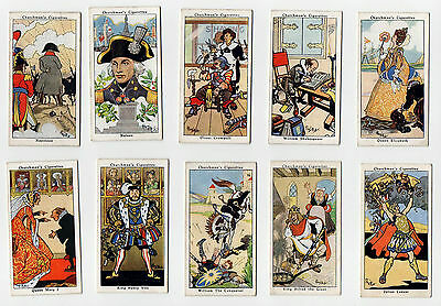 1937 W.A.& A.C.CHURCHMAN HOWLERS(40 CARDS)(used,v.good)
