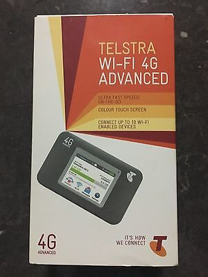 Telstra Bigpond WiFi 4G Advanced Modem (Netgear)