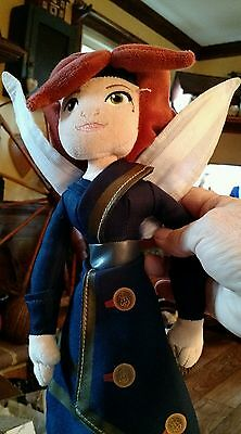 """Plush 20"""" Zarina The Pirate Fairy From Tinkerbell"""