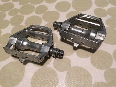 Classic Shimano Pd-T100 Touring Platform Alloy Pedals