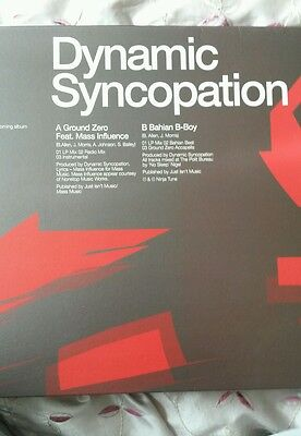 "Dynamic Syncopation - Ground Zero (12"", Single)"