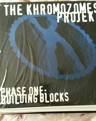 "The Khromozomes Projekt - Phase One: Building Blocks (12"")"