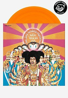 The Jimi Hendrix Experience - Axis Bold as Love - Limited Edition Orange Vinyl