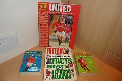 Several Football Books