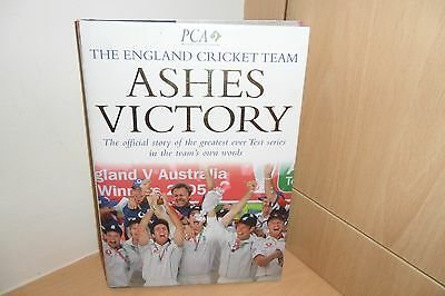 Pca The England Cricket Team Ashes Victory 2005