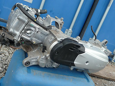 HONDA PCX 125 WW125-D ENGINE COMPLETE  2014  6300 Miles FITS 2012 ON VGC