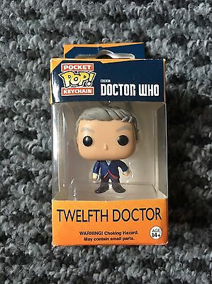 New In Box Doctor Who Key ring