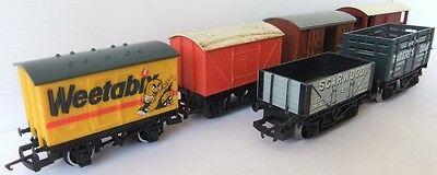 HORNBY Batch of Various Wagons x 6  - Lot 1