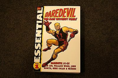Essential Daredevil, Vol. 1, No. 1-25 by Stan Lee