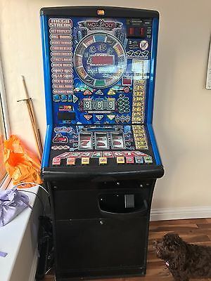 Pub Fruit Machine. Monopoly The Here and Now Edition.