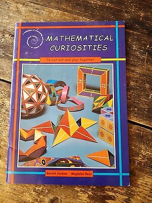 Mathematical Curiosities to cut out and glue together