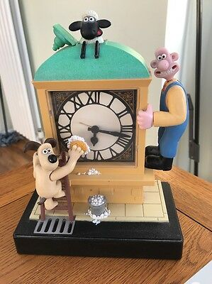 1989 Wallace And Gromit Clock