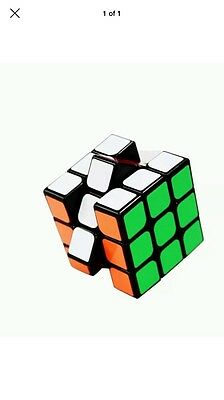 3x3x3 Twist Puzzle Magic Cube Rubik Classic Rubix Toy Game, GREAT STOCKING FILLE