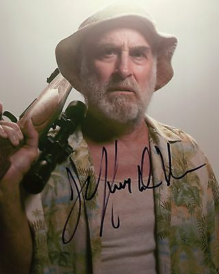 Jeffrey DeMunn - Dale Horvath - The Walking Dead - Signed Autograph REPRINT