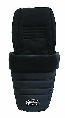 Baby Jogger Black Footmuff-fits all Citi Range of Pushchairs-Still bagged-unused