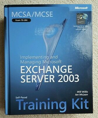 Microsoft Implementing and Managing Microsoft Exchange Server 2003