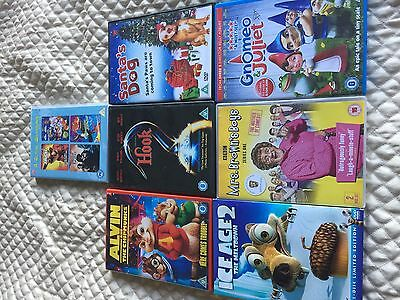 Collection Of Assorted Dvds