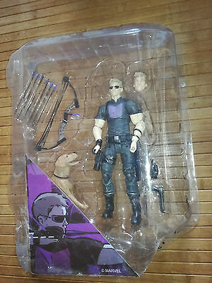 Marvel Select Hawkeye modern version extremely rare complete
